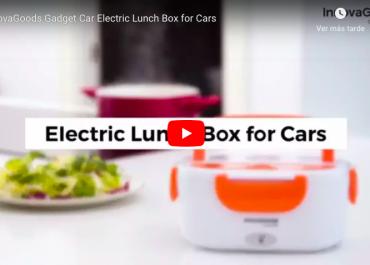 Fiambrera eléctrica para automóviles
